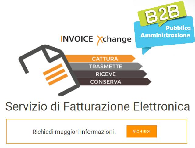 PA Invoice Exchage